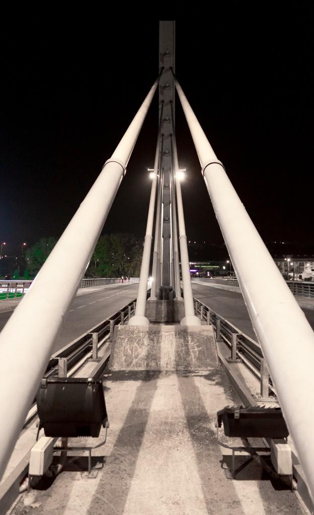 A ponte....