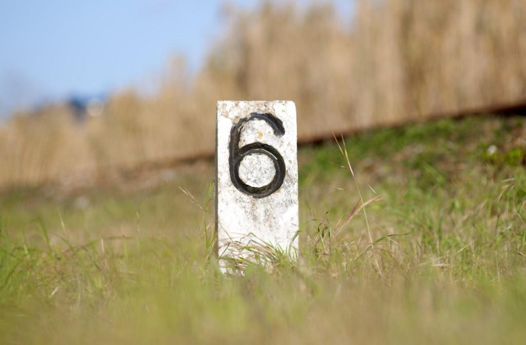Just six