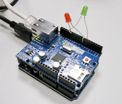 Arduino + módulo ethernet